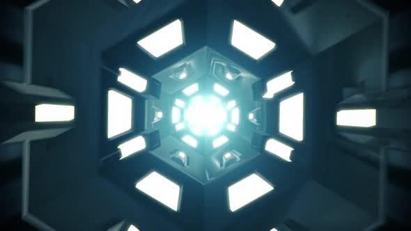 Light Pannels Spaceship Loop