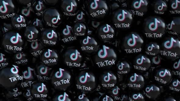 Tiktok Logo Transition
