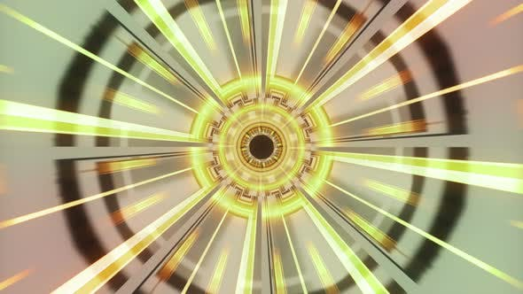 Thumbnail for Expanding Circle Rays Green 05