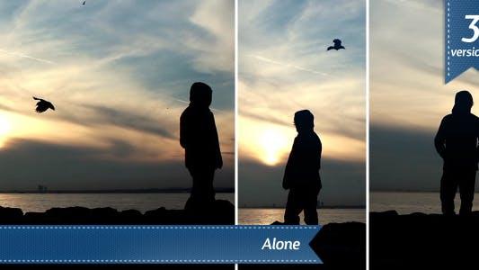 Sadness Alone