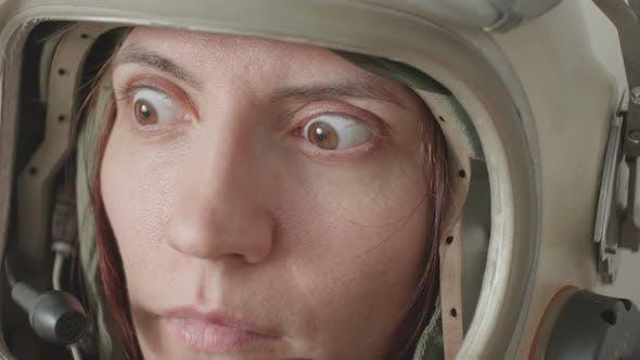 Thumbnail for Scared Woke Up Female Pilot