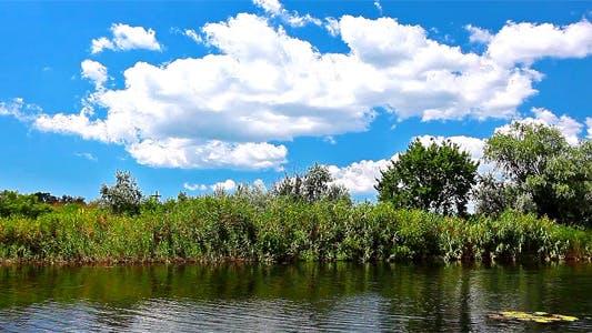 Thumbnail for River Landscape 1