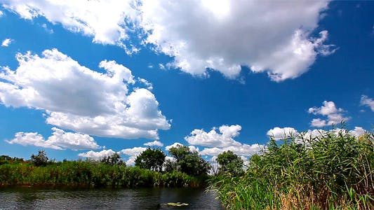Thumbnail for River Landscape 2