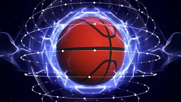 Sports Ball Background