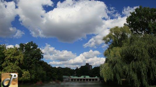 Central Park Time Lapse