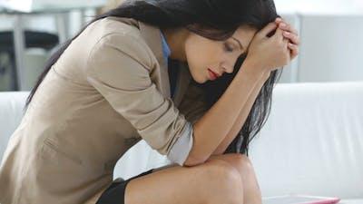 Sad And Tired