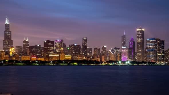 Thumbnail for 4K Chicago Skyline