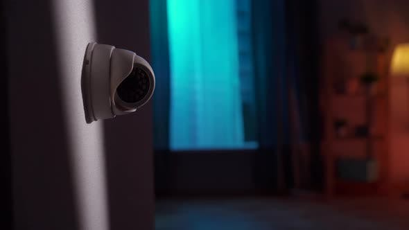 Home Security System Security Camera