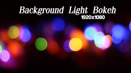 Cover Image for Background Light Bokeh