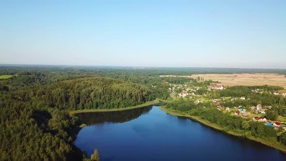 Thumbnail for Three Lakes In The Town Of Gorodok 10