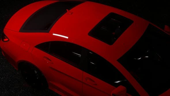 Thumbnail for Luxury Red Sports Car