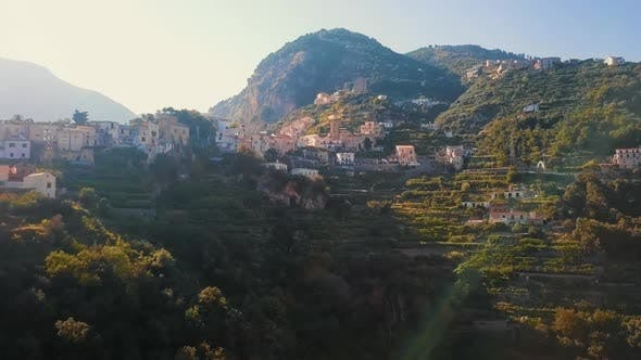 Mountain Village, Amalfi Coast