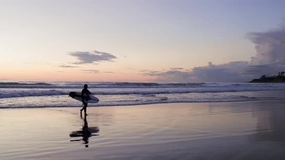 Done Surfing