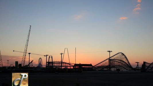 Thumbnail for Sunrise at the Boardwalk