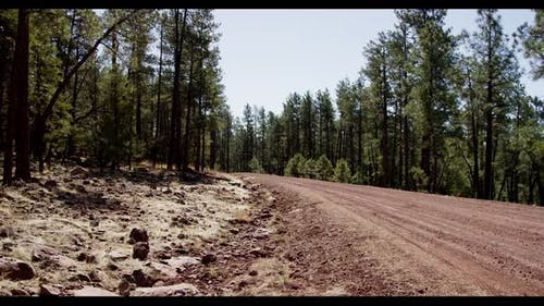 Footage from the southwestern area of Sedona, shot on RED Epic