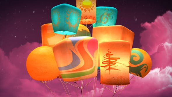 Thumbnail for Fantasy Lanterns Logo
