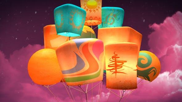 Fantasy Lanterns Logo