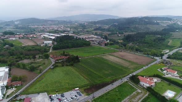 Thumbnail for Aerial View of Farmland