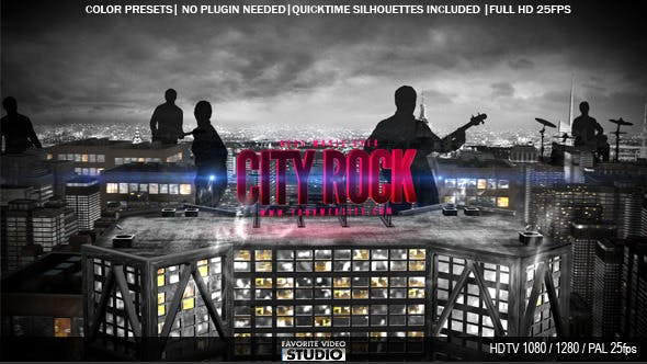 Thumbnail for City Rock