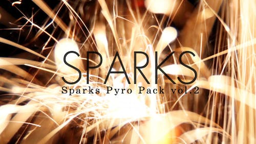 Sparks Pyro Pack vol.2