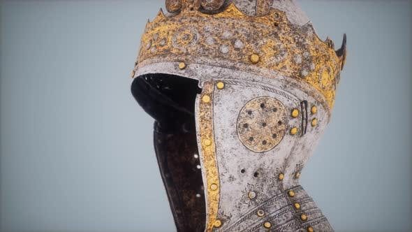 King Gustav Ancient Helmet