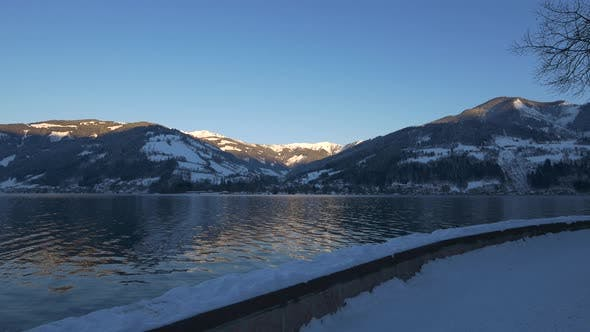 Thumbnail for Lake Zell in Zell am See