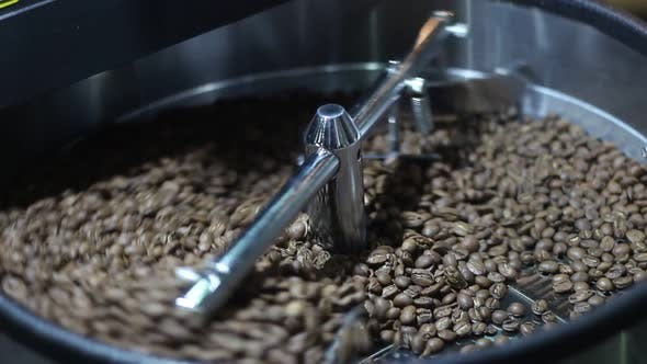 Thumbnail for Modern Machines For Roasting And Mixing Coffee
