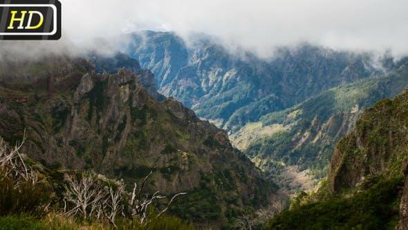 Thumbnail for View from Vereda do Areeiro trail, Madeira