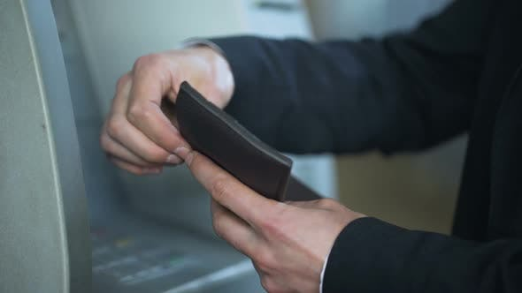 Thumbnail for Automated Teller Machine Broken, Client Having Problem With Card Reader Services