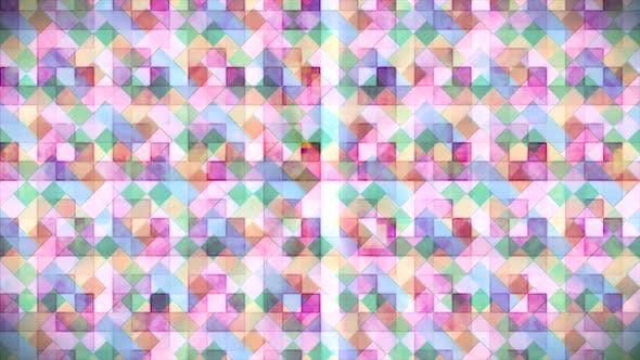Broadcast Hi-Tech Glittering Abstract Patterns Wall 08