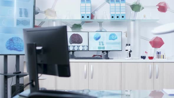 Thumbnail for High End Laboratory with Modern Equipment