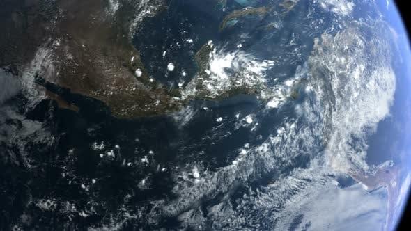 Earth South America