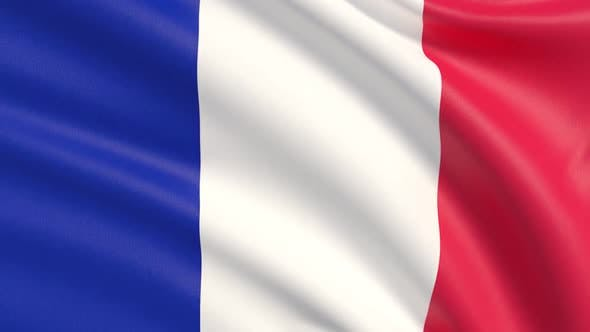 Thumbnail for The Flag of France