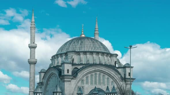 Cover Image for Blue Mosque, Istanbul, Turkey