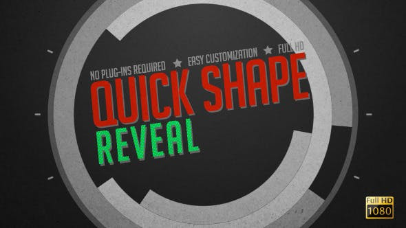 Thumbnail for Quick Shape Reveal