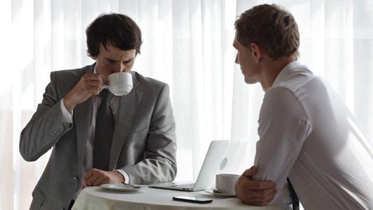 Men-To-Men Talk