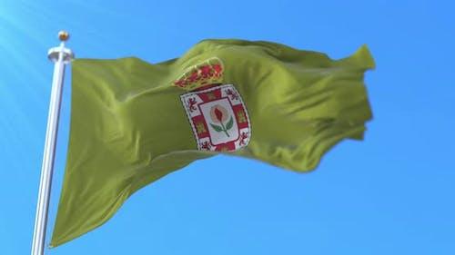 Flagge von Granada, Spanien