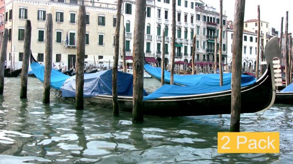 Thumbnail for Gondel in Venedig (2er-Pack)