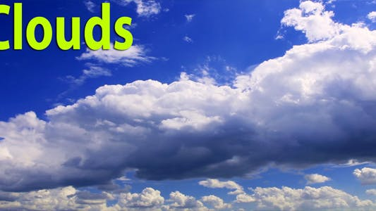 Thumbnail for Clouds And Sky 8