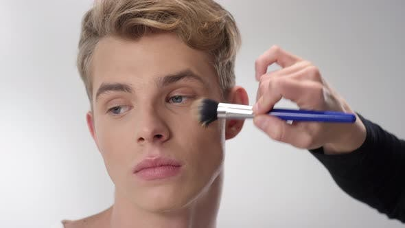Makeup for Male Actor