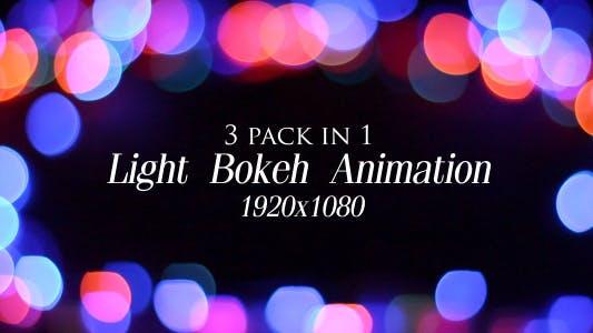 Thumbnail for Light Bokeh Animation Pack 2