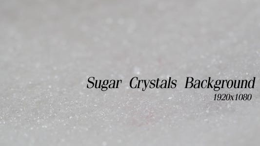 Thumbnail for Sugar Crystals Background