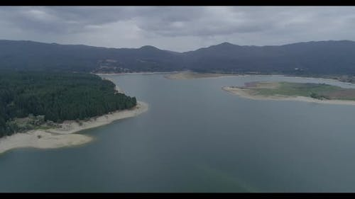 The Lake Cinematic Drone