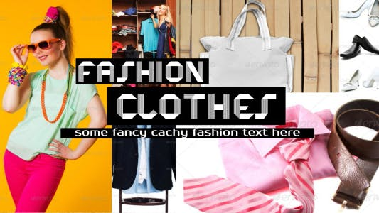 Thumbnail for Fashion Clothes Trends