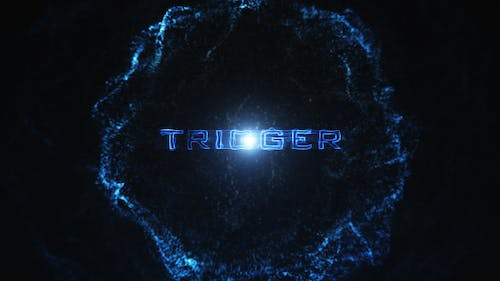 Trigger Particle Reveal