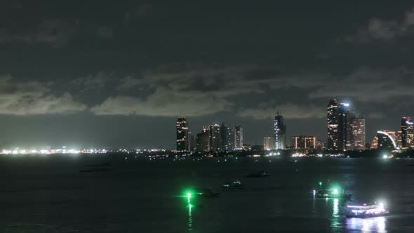Thumbnail for Night City Harbor