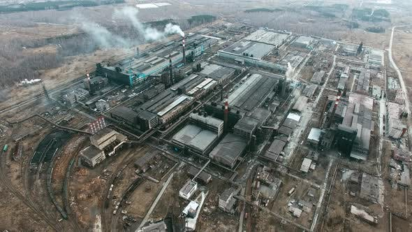 Thumbnail for Factory Causing Air Pollution