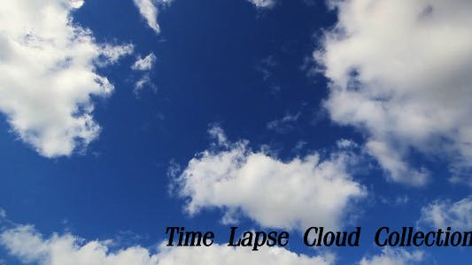 Cover Image for Time Lapse Cloud Collection 2