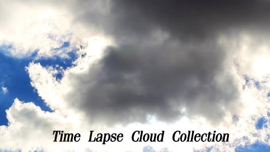 Cover Image for Time Lapse Cloud Collection 4