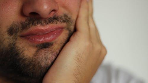 Man Complains Toothache
